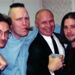 Xmas Party - Killer Beaz, Frank Lunney, Greg Ray, Charles Virac 1b