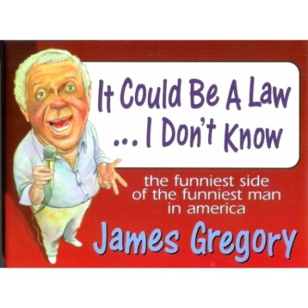 It Could Be A Law... I Dont Know (Book)