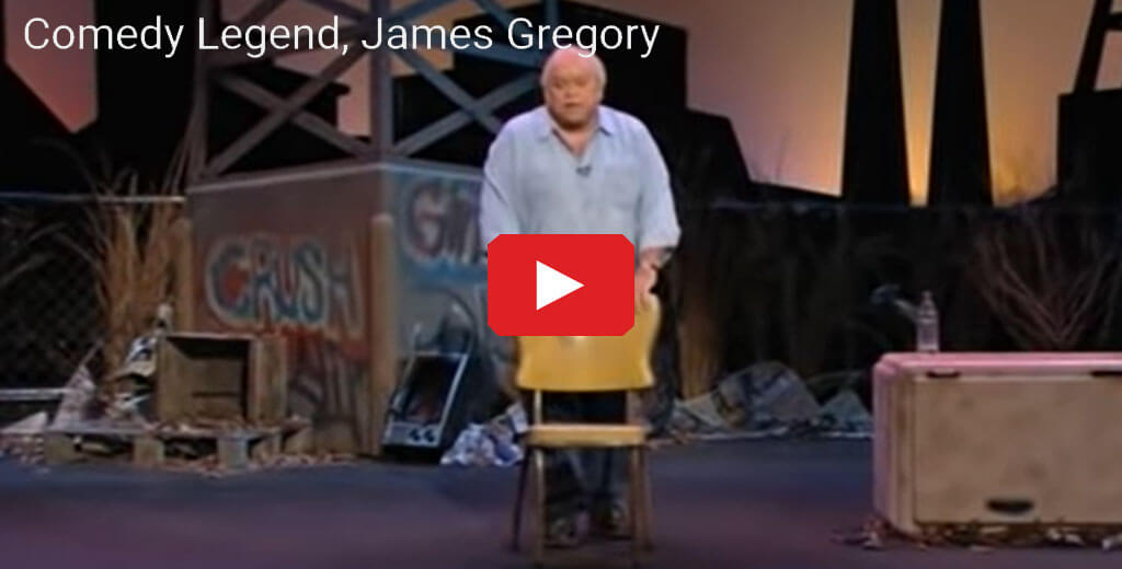 Clean Comedy Videos From Humorist James Gregory
